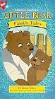 Little Bear NTSC VHS Tapes