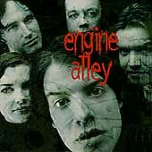 Engine Alley self titled 12 track 1993 cd NEW!
