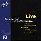 Philip Morris All-Stars Live by Gene Harris (CD, Jan-1999, Concord Jazz)