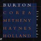 Like Minds by Gary Burton (Vibraphone) (CD, Jul-2004, Concord)