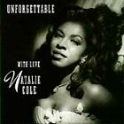 Unforgettable: With Love by Natalie Cole (CD, Jun-1991, Elektra (Label))
