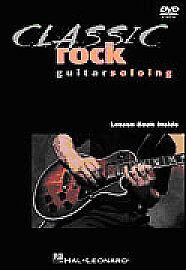 Classic Rock Guitar Soloing (DVD, 2007)