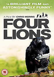 Four Lions DVD 2010 - <span itemprop=availableAtOrFrom>Norwich, United Kingdom</span> - Four Lions DVD 2010 - Norwich, United Kingdom