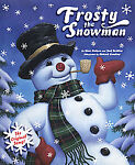 Frosty the Snowman by Jack Rollins and Steve Nelson (2003, Hardcover) Image