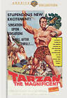 Tarzan the Magnificent (DVD, 2009)