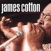 James Cotton - Best Of The Vanguard Years (VCD 79536)