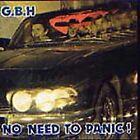 G.B.H. - No Need to Panic (2002)