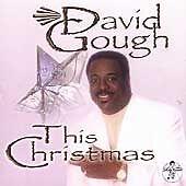 "David Gough ""This Christmas""  CD NEW"