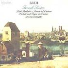 Bach: French Suites; Little Preludes (CD, Dec-1995, 2 Discs, Hyperion)