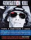 Generation Kill (DVD, 2009, 3-Disc Set)