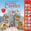 See Inside Noisy Castles von Katie Daynes (2009, Gebundene Ausgabe)