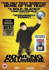 Bowling-For-Columbine-DVD-2002-Very-Good-DVD-Michael-Moore-Charlton-Hesto