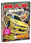 Max Power - The Beasts - The Beasts Unleashed / Beasts From The East (DVD, 2003)