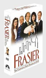 Frasier-Compete-First-Season-Episodes-1-24-Plus-Extras-Series-1-DVD-2003