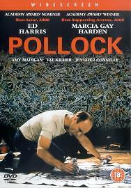 Pollock (DVD, 2003)free postage uk