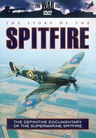 The-Story-Of-The-Spitfire-DVD-2001-Acceptable-DVD