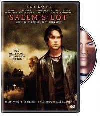 Stephen King  Salems Lot DVD Good DVD - Bilston, United Kingdom - Stephen King  Salems Lot DVD Good DVD - Bilston, United Kingdom