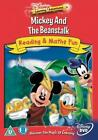 Disney Learning Adventures - Mickey And The Beanstalk (DVD, 2005, Animated)