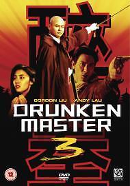 Drunken-Master-3-NEW-SEALED-DVD-Quick-Post-UK-STOCK-Trusted-seller