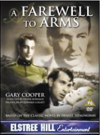 A FAREWELL TO ARMS - Gary Cooper, Helen Hayes, Adolphe Menjou (NEW/SEALED DVD03)