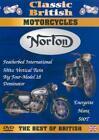 Classic British Motorcycles - Norton (DVD, 2004)