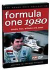 Formula 1 1980 Review (DVD, 2004)