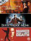Kiss Of The Dragon / Bulletproof Monk / Marked For Death (DVD, 2004, 3-Disc Set)