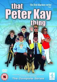 That Peter Kay Thing DVD 2004 2Disc Set - <span itemprop=availableAtOrFrom>Glenrothes, United Kingdom</span> - That Peter Kay Thing DVD 2004 2Disc Set - Glenrothes, United Kingdom