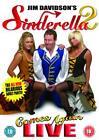 Jim Davidson - Sinderella Comes Again (DVD, 2004)
