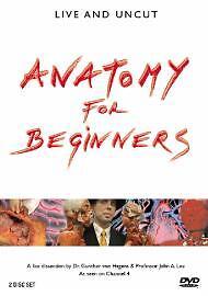 Anatomy For Beginners DVD 2Disc Set  FREE UK PP - Benfleet, United Kingdom - Anatomy For Beginners DVD 2Disc Set  FREE UK PP - Benfleet, United Kingdom