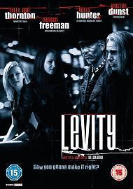 LEVITY-Billy-Bob-Thornton-R2-UK-DVD-NEW-SEALED