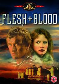 Flesh And Blood (DVD, 2005) New