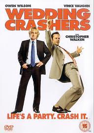 Wedding Crashers (DVD, 2005)