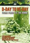D-Day To VE-Day - From Paris To The Rhine (DVD, 2005)