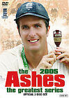 The Ashes - 2005 - The Greatest Series (DVD, 2009, 3-Disc Set)