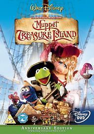 Muppet Treasure Island (DVD, 2006)
