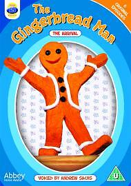 The Gingerbread Man - The Arrival (DVD, 2006) (Andrew Sachs) New/Sealed