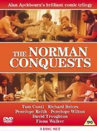 THE-NORMAN-CONQUESTS-COMPLETE-SERIES-2004-3-DISC-BUNDLE-DVD-BOXSET-TRILOGY