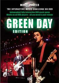 Green Day - Music Master (DVD, 2006, 2-Disc Set)