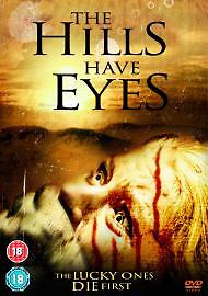 The Hills Have Eyes DVD 2006 - Laxey, United Kingdom - The Hills Have Eyes DVD 2006 - Laxey, United Kingdom