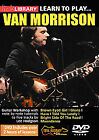 Learn To Play Van Morrison (DVD, 2007)