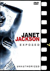 Janet Jackson - Exposed (DVD, 2007) New item
