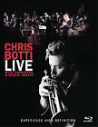 Chris Botti - Live With Orchestra And Special Guests (Blu-ray, 2007)