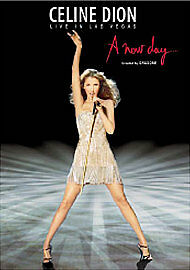 Celine-Dion-A-New-Day-Live-In-Las-Vegas-DVD-Very-Good-Used-DVD