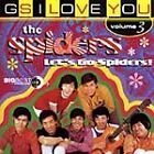 The Spiders - GS I Love You Vol.3 (Let's Go Spiders, 2000)