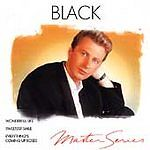 BLACK-MASTER SERIES NEW CD