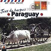 Paraguay, Various Artists, Very Good CD