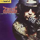 Zodiac Mindwarp & the Love Reaction - Best of CD (greatest hits/very best)