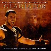Gladiator More Music From The Motion Picture Zimmer Hans Gerrard Lisa Very - Gillingham, United Kingdom - Gladiator More Music From The Motion Picture Zimmer Hans Gerrard Lisa Very - Gillingham, United Kingdom