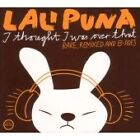 Lali Puna - I Thought I Was Over That (Rare, Remixed and B-Sides, 2008)